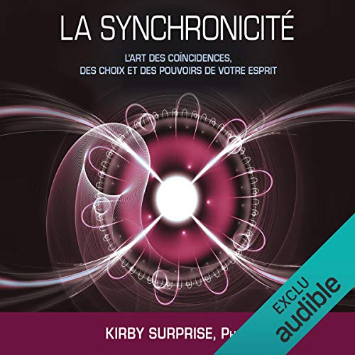 La synchronicité audiobook cover art