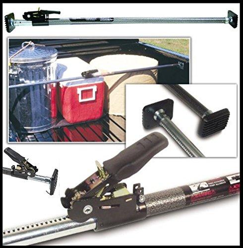 Barra universal extensible para asegurar la carga en la parte trasera de...