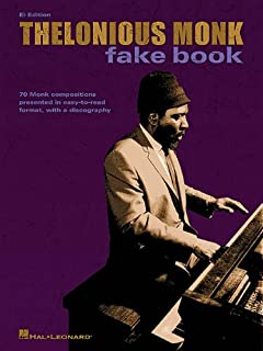 Thelonious Monk Fake Book: E-flat Edition