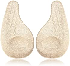 Dr. Shoesert Supination & Over-Pronation Inserts, Medial & Lateral Heel Insoles for Foot Alignment, Knee Pain, Bow Legs, Osteoarthritis - 2 Pairs (Medium - Women's 8-11.5 Men's 6-10.5)
