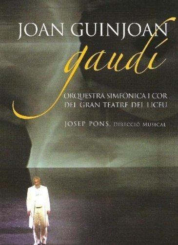 GAUDÍ (DVD Opera)-J. Guinjoan