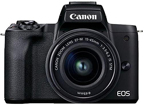 Canon EOS M50 Mark II Kamera + Objektiv...