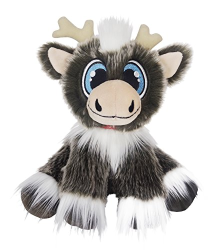 Reindeer In Here Reindeer Plush Stuffed Animal, 8', The Most Awarded Christmas Tradition Brand