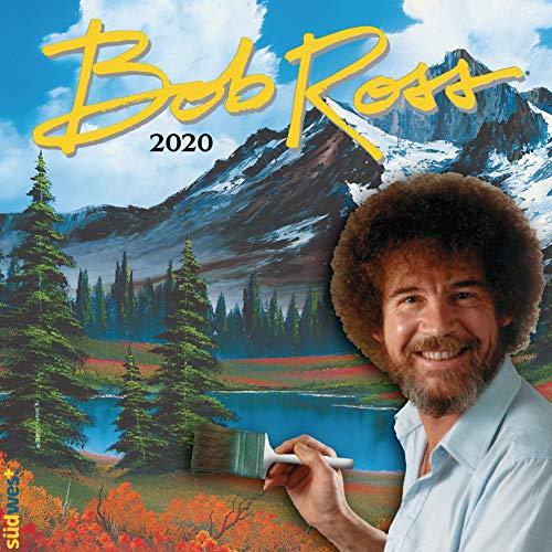 Bob Ross 2020 Wandkalender