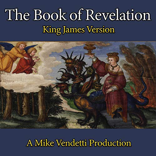 The Book of Revelation cover art