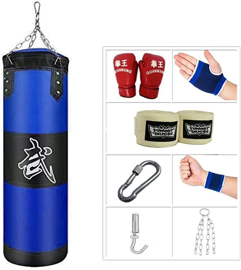 NLYY Hanging Punching Bag Over item handling security for Boxing Un Heavy Kids Adults