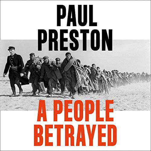 A People Betrayed cover art