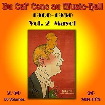 Du Caf' Conc au Music-Hall (1900-1950) en 50 volumes - Vol. 2/50