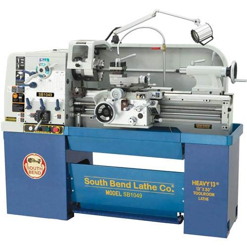 Great Features Of South Bend SB1049 Gearhead Lathe, 13-Inch by 30-Inch