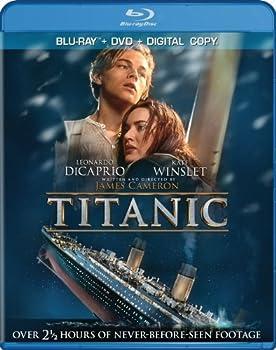 Titanic  Four-Disc Combo  Blu-ray / DVD / Digital Copy  by Paramount