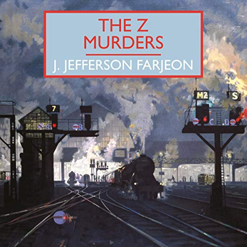 The Z Murders cover art