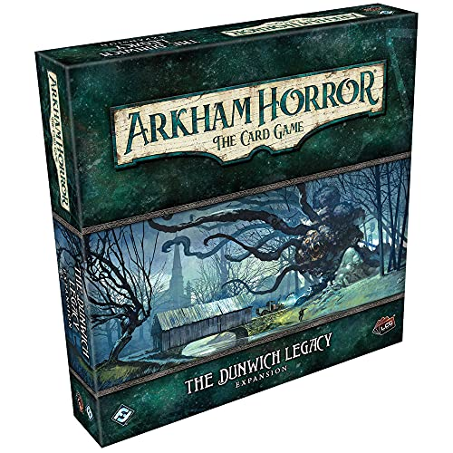 Fantasy Flight Games - Arkham Horror LCG: Deluxe Expansion - The Dunwich...