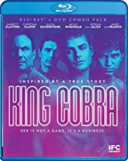 Image of KING COBRA New Sealed Blu. Brand catalog list of Shout! Factory.