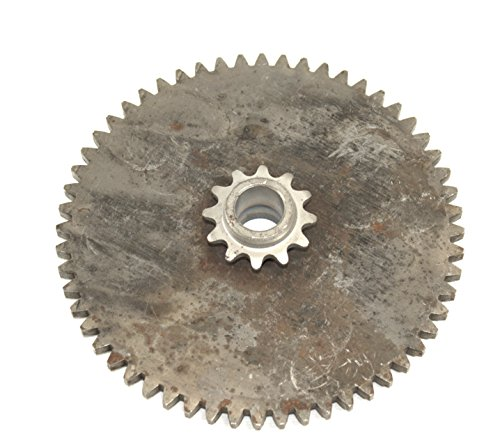 Husqvarna Part Number 532102121 Sprocket And Gear Assembly
