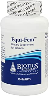 Biotics Research - Equi-Fem for Women - 126 Tablet(s)