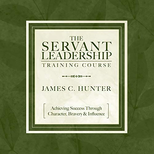 The Servant Leadership Training Course cover art