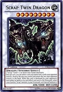 Yu-Gi-Oh! - Scrap Twin Dragon (STBL-EN044) - Starstrike Blast - 1st Edition - Ultra Rare