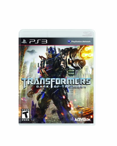 Activision Transformers: Dark of the Moon, PS3