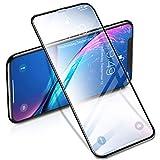 Humixx iPhone XR Panzerglas Schutzfolie, iPhone 11 Panzerglas (6.1') Schutzfolie, [3D Vollständige...