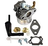 "Yomoly Carburetor Compatible with Husqvarna FT900 205cc Front Tine Tiller 12""/24""/26"" Carb"