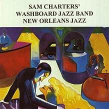 Sam Charters Washboard Jazz Band: New Orleans Jazz