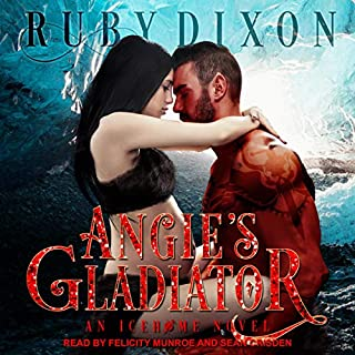 Angie's Gladiator cover art