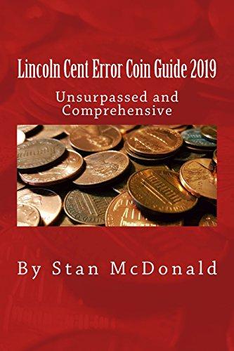 Lincoln Cent Error Coin Guide 2019