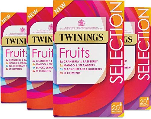 Twinings - Fruit Selection - 50g (Case of 4)
