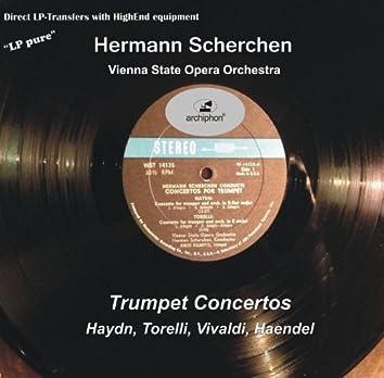 LP Pure, Vol. 9: Scherchen Conducts Trumpet Concertos