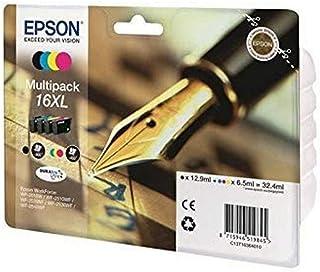 Epson C13T16364022 Original Tintenpatronen Pack of 4