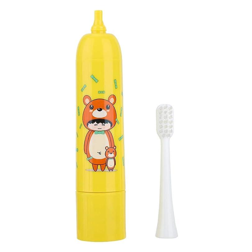 できる拘束する郵便局充電式歯ブラシ、電動歯ブラシ自動タイマーと精密クリーンブラシヘッドで口腔ヘルスケアのための深いクリーニング(2#)