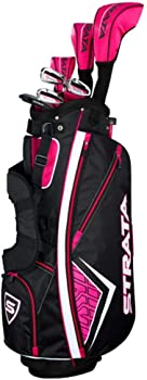 Callaway STRATA Women's Golf Packaged Sets