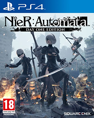 NieR Automata PS4 / Playstation 4 D1 Edition + 6 DLCs