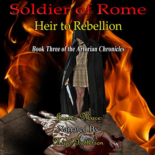 Couverture de Soldier of Rome: Heir to Rebellion