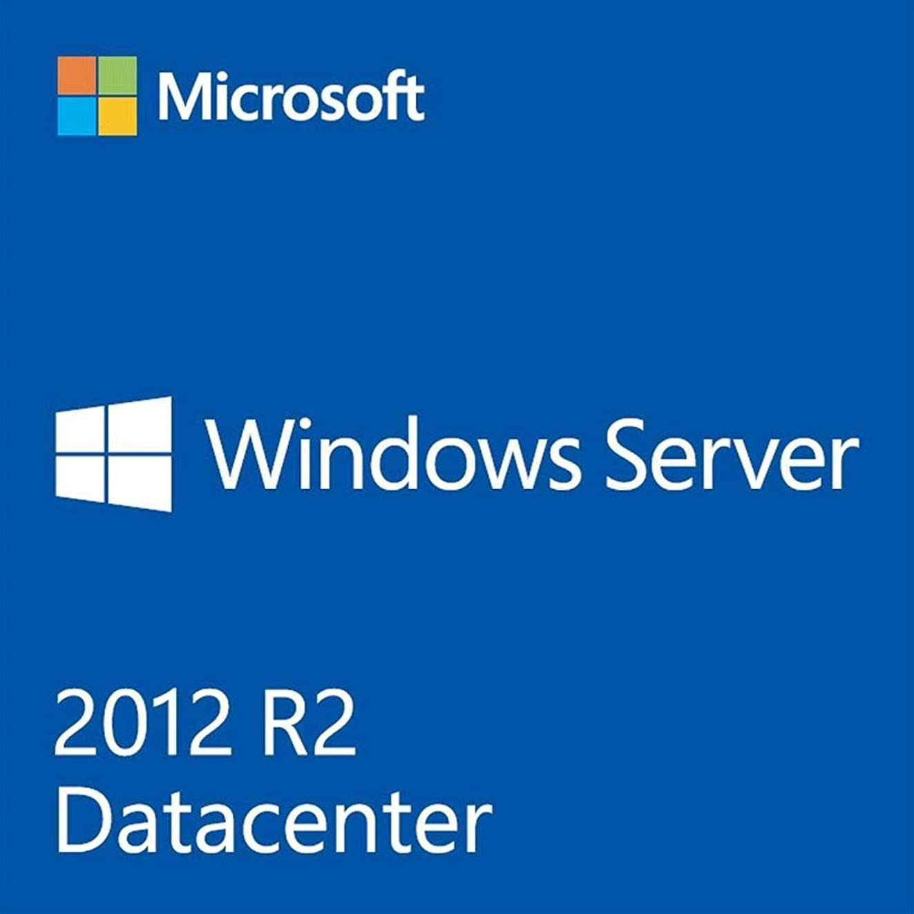 Windows Server Datacenter 2016-64 Bit - 16 Core