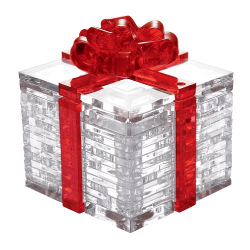 Crystal Puzzle Gift Box Red 50160 (japan import)