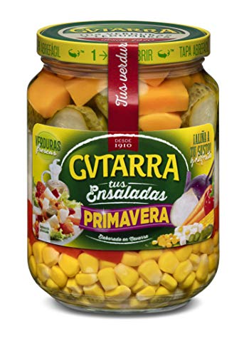 Gvtarra Tus Ensaladas Primavera - Paquete 6 x 460 gr