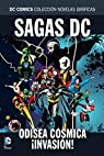 Colección Novelas Gráficas - Especial Sagas DC: Odisea cósmica/¡Invasión! par Starlin