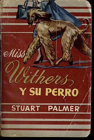 Miss Withers Y Su Perro