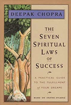 Hardcover The Seven Spiritual Laws of Success: A Pocketbook Guide to Fulfilling Your Dreams Book