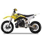 Pitbike Motocicletta da Motocross 50cc Lem Motor A14 Giallo