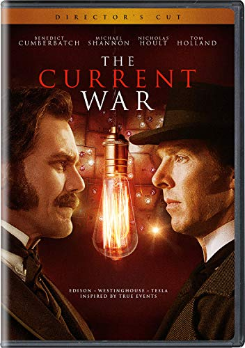 The Current War: Director's Cut [DVD]