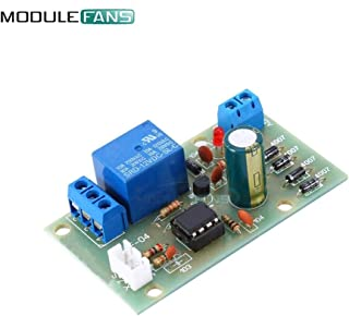12V Water Level Controller Module Liquid Detection Sensor Device Control Board Low Power Without Line Probe