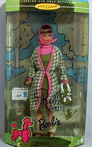 Barbie 1996 Poodle Parade Reproduccion