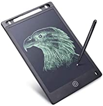 RYLAN Portable LCD Writing Board Slate Drawing Record Notes Digital Notepad with Pen Handwriting Pad Paperless Graphic Tablet for Kids at Home School 8.5 Inch, writing pads, writing tablet, drawing tablets