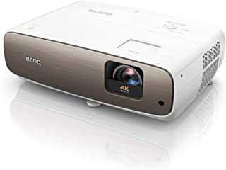 BenQ HT3550 4K Home Theater Projector with HDR10 and HLG | 95% DCI-P3 and 100% Rec.709 for Accurate Colors | Dynamic Iris for Enhanced Darker Contrast Scenes (Renewed)