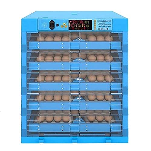 Incubadora De Huevos 320, Máquina Incubadora De Aves De Corral Completamente Automática, Volteo Automático De Huevos, Control De Temperatura Y Humedad, para Pollo, Faisán, Codornices, Aves