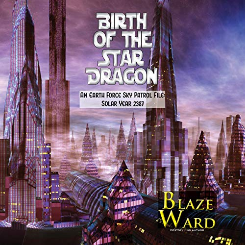 Birth of the Star Dragon audiobook cover art