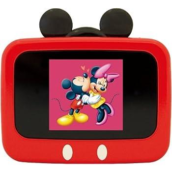 Lyumo ミッキー1.5型チャームスタイルデジタルフォトフレーム framee-Pocket Mickey style 2MBメモリ内蔵 簡易転送 時計対応 FRAMEE-P-MICKEY