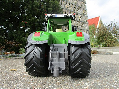 RC Auto kaufen Traktor Bild 5: Jamara RC Traktor Fendt 1050 Vario Maxi Schlepper 4 Batterien 37,5cm Länge 405035-B*